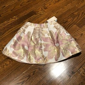 Monsoon Bottoms - NWT Monsoon Gianna Jacquard Skirt 8 Years